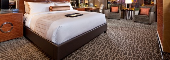 MGM Grand Unveils New Guest Room and Suite Designs; Remodel Begins