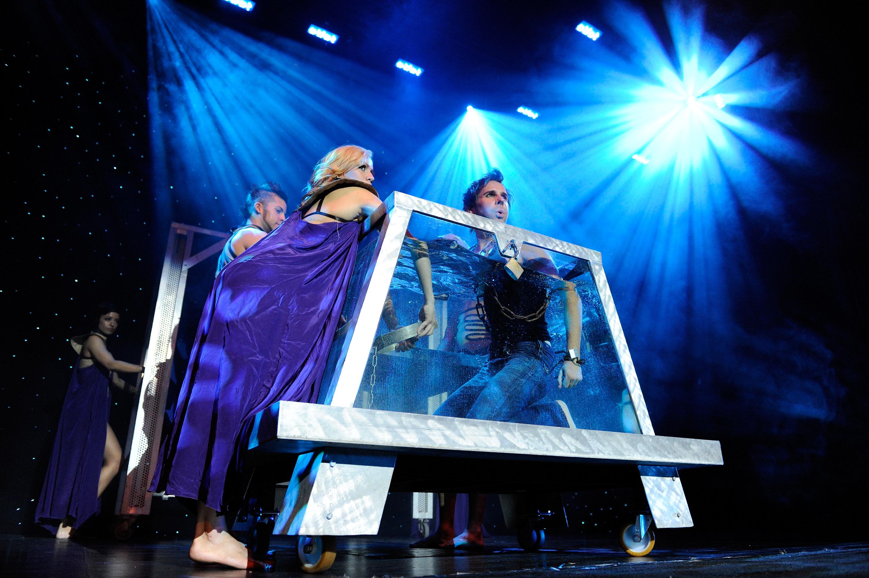 magicians masters of illusions essay