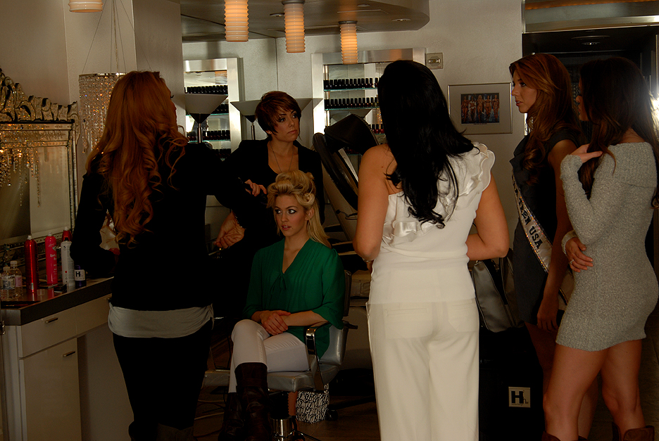 Miss Nevada USA 2012 Pageant Consultation