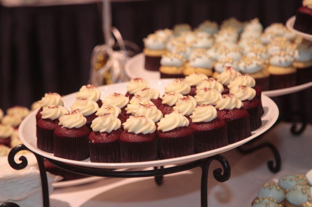 Sweet Surrender cupcakes